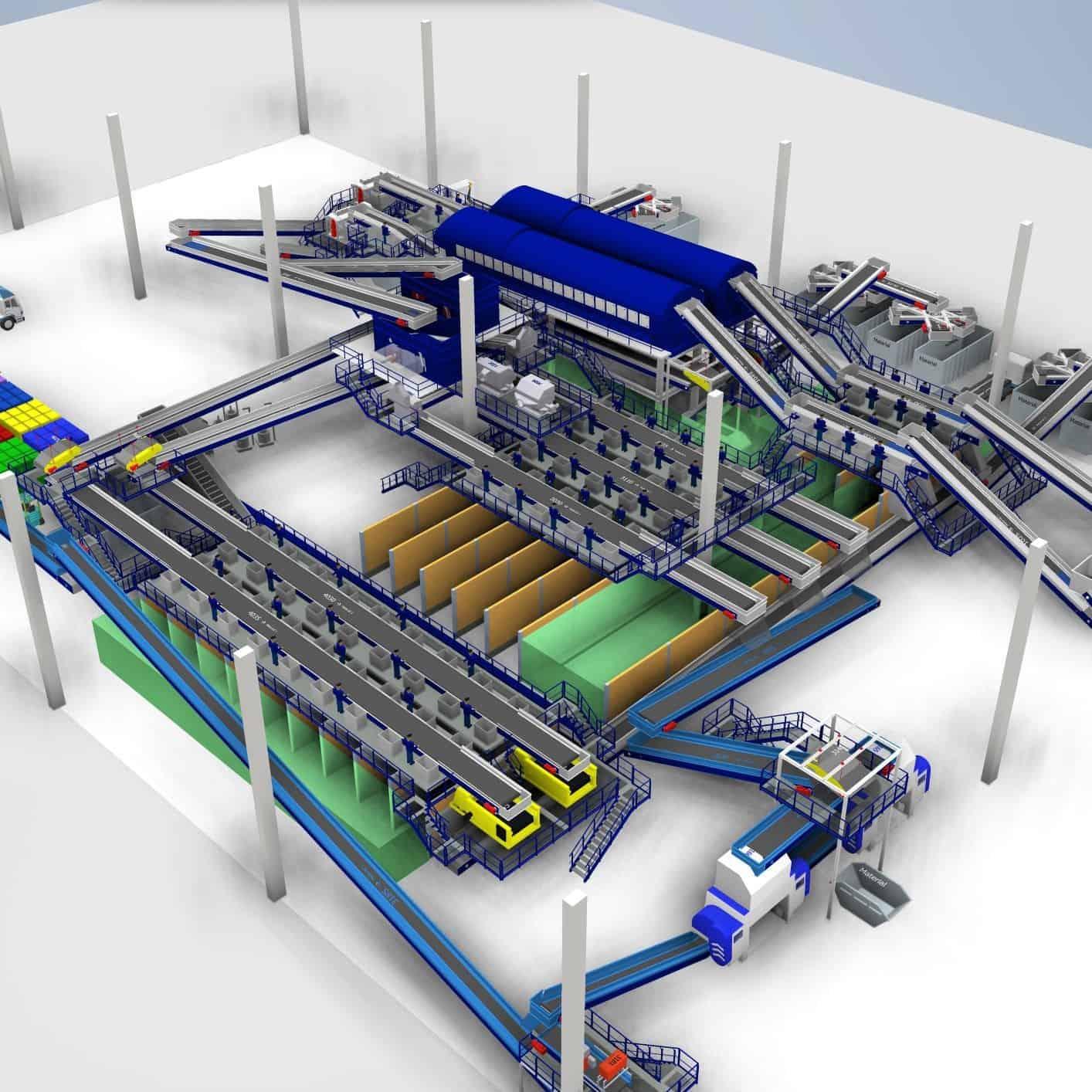 STADLER celebra acordo com a Orizon Valorização de Resíduos para projeto de construção da maior planta de triagem mecânica do Brasil