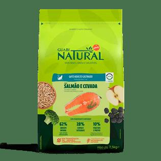 Embalagem com toque aveludado é opção para Pet Food da linha Guabi Natural